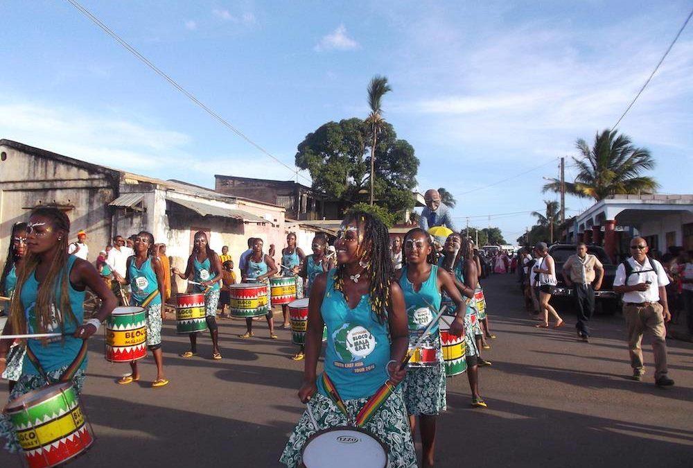 Grans canvis per als Gegants de Tuléar i la Bloco Malagasy en Diego Suarez!