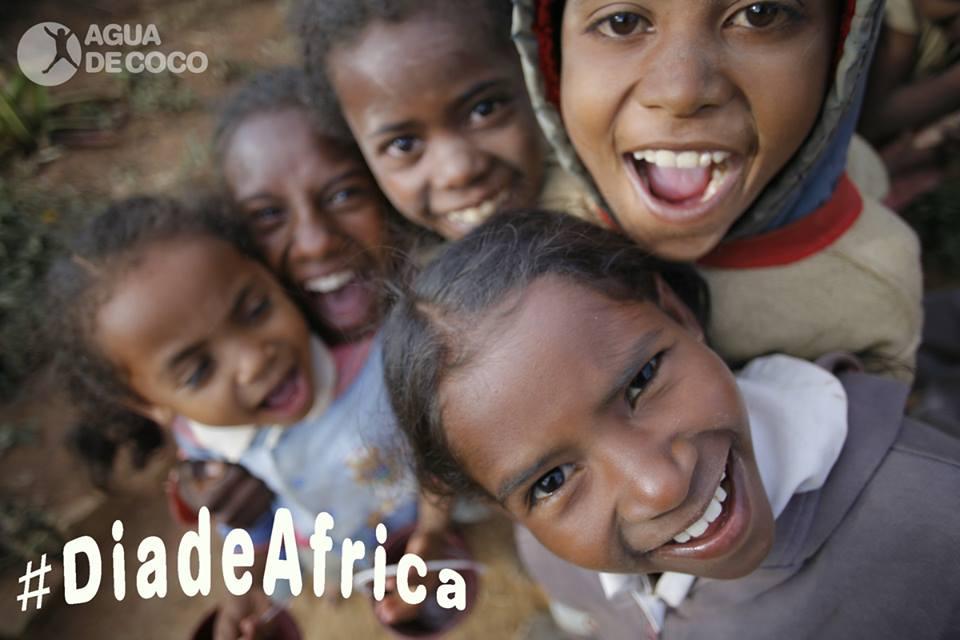 Namana i Aigua de Coco celebren el Dia d'Àfrica