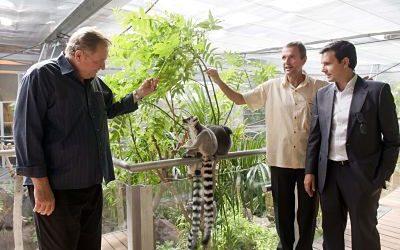 Aigua de Coco i el Parc de les Ciències presenten els projectes de conservació i recerca impulsats a Madagascar
