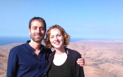 Paolo Prosperi guanyador del viatge a Madagascar amb la Rifa Solidària 2016