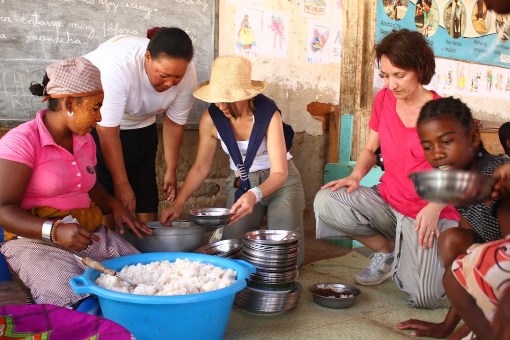 Visita solidària memorable a Aigua de Coco a Madagascar