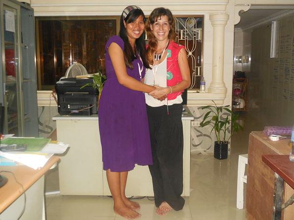 Nou responsable a Cambodja